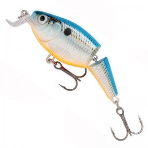 Rapala Jointed Shallow Shad Rap Blue Shad