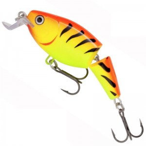 Rapala Jointed Shallow Shad Rap Hot Tiger