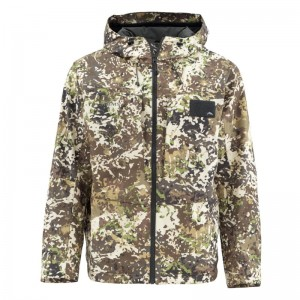 Simms Bulkley Jacket River Camo