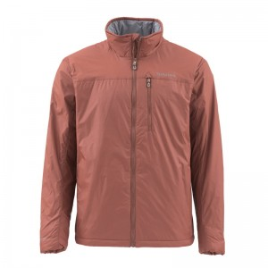 Simms Midstream Insulated Jacket Rusty Red