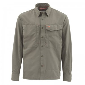 Simms Guide Shirt Olive