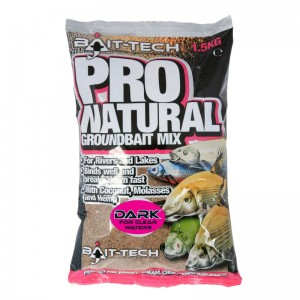 Bait-Tech Zanęta Pro-Natural Dark 1.5kg