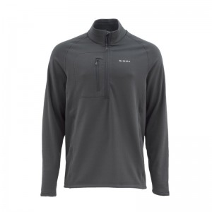 Simms Midlayer Top Raven