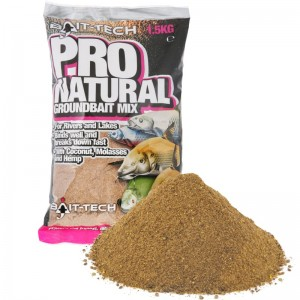 Bait-Tech Zanęta Pro-Natural 1.5kg
