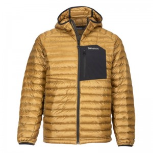 Simms ExStream Hooded Jacket Dark Bronze