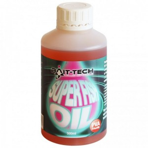 Bait-Tech Super Fish Oil 500ml