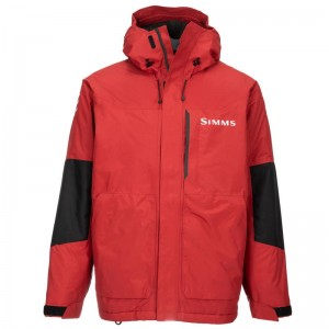 Simms Challenger Insulated Jacket Auburn Red