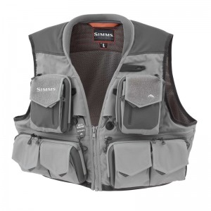 Simms G3 Guide Vest Steel