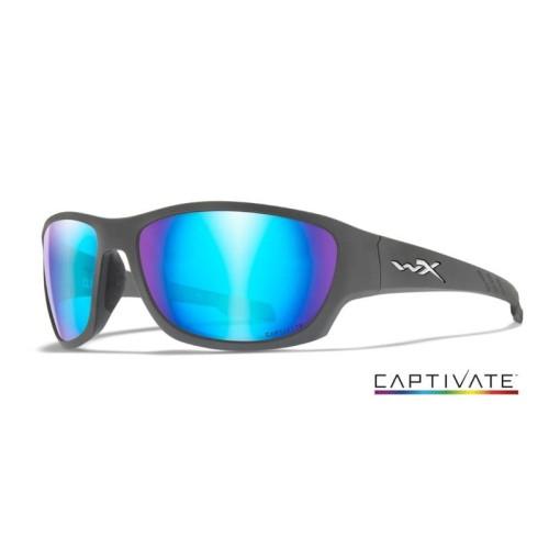 Wiley X Captivate Peak polarizált szemüveg copper mirror