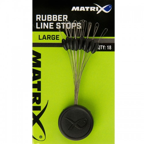 Matrix Rubber Line Stops -16354